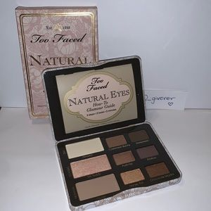 BN Natural Eyes Too Faced Eyeshadow Palette